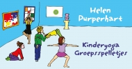 Helen  Purperhart,Kinderyoga groepsspelletjes