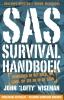 <b>John  Wiseman</b>,Het SAS survival handboek