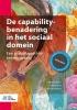 Michel  Tirions, Willem  Blok, Collin den Braber,De capabilitybenadering in het sociaal domein