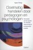 Agnes  Tellings,Doelmatig handelen voor pedagogen en psychologen