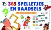 <b>Bernard  Myers, Loïc  Méhée, Alexandre  Arlène</b>,365 spelletjes en raadsels