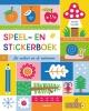 <b>Steffie  BROCOLI</b>,Speel- en stickerboek Vanaf 3 jaar