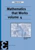 Maarten de Gee,Epsilon uitgaven Mathematics that Works 4