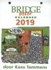 <b>Kees  Tammens</b>,Bridge Beter kalender 2019