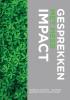 <b>Femke  Bennenbroek</b>,Gesprekken met meer impact