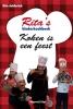 Rita  Aalderink,Rita´s kinderkookboek koken is een feest!
