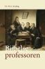 Ds. W.A.  Zondag,Bijbelse professoren