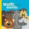 <b>Hilde van Haute, Nathalie  Seghers</b>,Wildewonderdieren