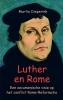 Martie  Dieperink ,Luther en Rome
