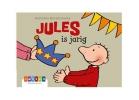 Annemie  Berebrouckx ,Jules is jarig
