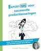 Welmoet  Babeliowsky ,Experttips boekenserie Experttips voor succesvolle productlanceringen