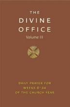 Divine Office Volume 3