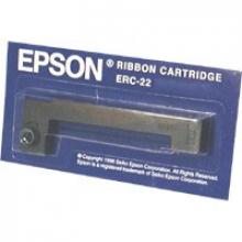 , Lint Epson S015204 voor ERC22 nylon zwart