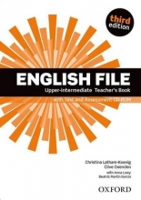 Oxenden, Clive,   Latham-Koenig, Christina English File: Upper-Intermediate. Teacher`s Book with Test and Assessment CD-ROM