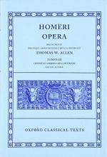 D. B. Monro,   T. W. Allen Homer Vol. III. Odyssey (Books I-XII)