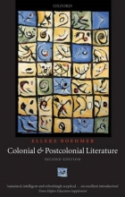 Boehmer, Elleke Colonial and Postcolonial Literature