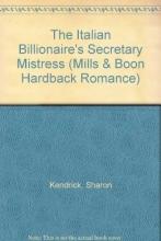 Kendrick, Sharon Italian Billionaire`s Secretary Mistress