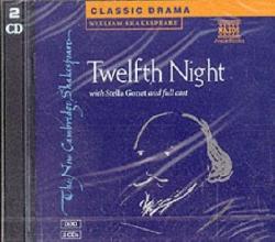 Shakespeare, William Twelfth Night 2 CD Set