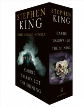 Stephen King , Stephen King Three Classic Novels Box Set: Carrie, `Salem`s Lot, The Shining