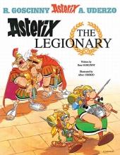 Uderzo,A. Asterix  Asterix the Legionary (english)