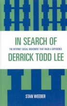 Weeber, Stan In Search of Derrick Todd Lee