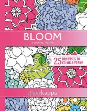 ,Diane Kappa Bloom: A Coloring Journey