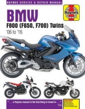 Phil Mather BMW F800 (F650, F700) Twins (06 - 16) Update