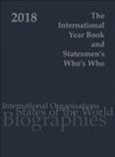 International Year Book & Statesmen`s Who`s Who 2018