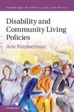 Rimmerman, Arie Disability and Community Living Policies