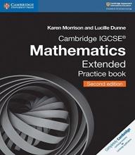 Karen Morrison,   Lucille Dunne Cambridge IGCSE (R) Mathematics Extended Practice Book
