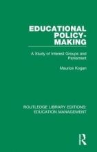 Maurice Kogan Educational Policy-making