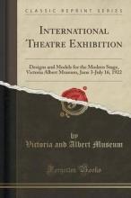 Museum, Victoria And Albert International Theatre Exhibition