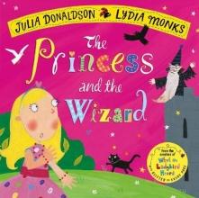 Donaldson, Julia Princess and the Wizard