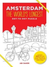 Daker, Abi Amsterdam: The World`s Longest Dot-to-Dot Puzzle