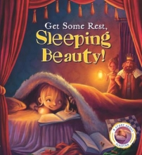 Smallman, Steve Fairytales Gone Wrong: Get Some Rest, Sleeping Beauty!