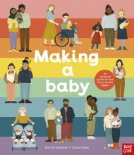 Clare Owen Rachel Greener, Making A Baby: An Inclusive Guide to How Every Family Begins