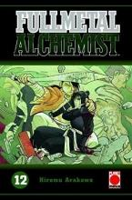 Arakawa, Hiromu Fullmetal Alchemist 12