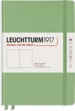 Lt363929 , Leuchtturm notitieboek composition softcover 178x254 mm blanco sage lichtgroen