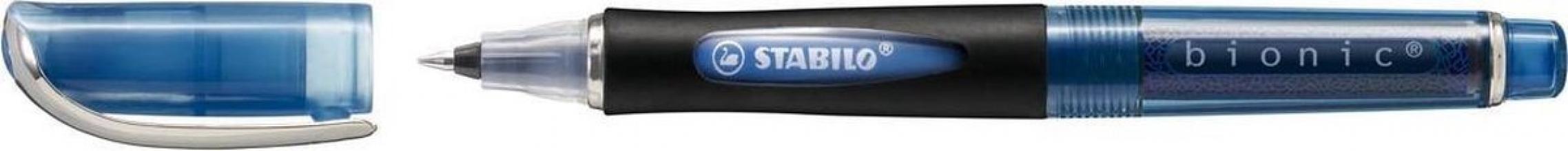 , Rollerpen STABILO Bionic blauw