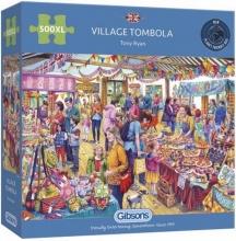 Gib-g3541 , Puzzel village tombola gibsons 500xl stuks