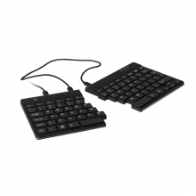 , Ergonomisch toetsenbord R-Go Tools Split Azerty zwart