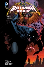 Gleason,,Patrick/ Tomasi,P. Batman and Robin Hc01. Geboren Moordenaar (new 52)