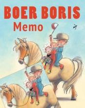 Ted van Lieshout , Boer Boris Memo