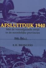 E.H. Brongers , Afsluitdijk 1940