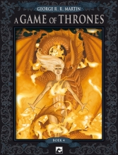 Abraham, Daniel A game of thrones / boek 4