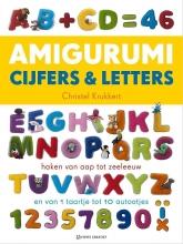 Christel Krukkert , Amigurumi cijfers & letters
