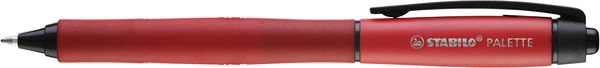 Stabilo , Stabilo palette rood