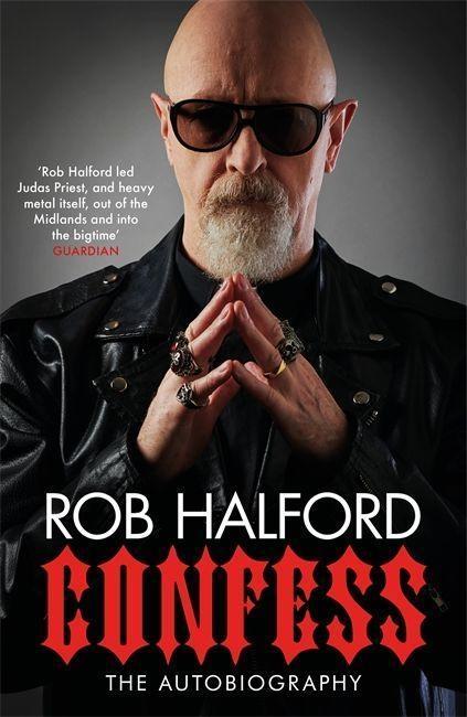 Rob Halford,Confess