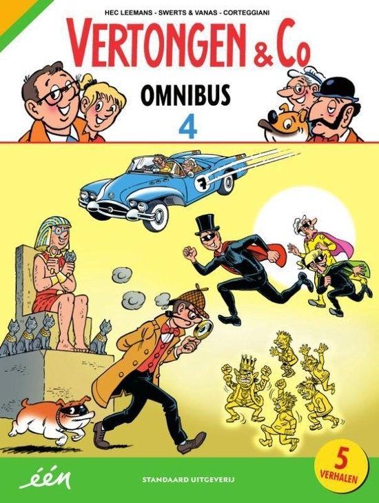 Hec Leemans,Omnibus 4