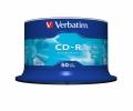 ,<b>CD-R Verbatim 700MB 80min 52X spindel 50stuks</b>